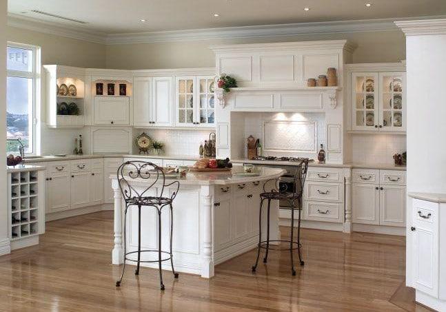 Kitchen Cabinet Refinishing St Louis