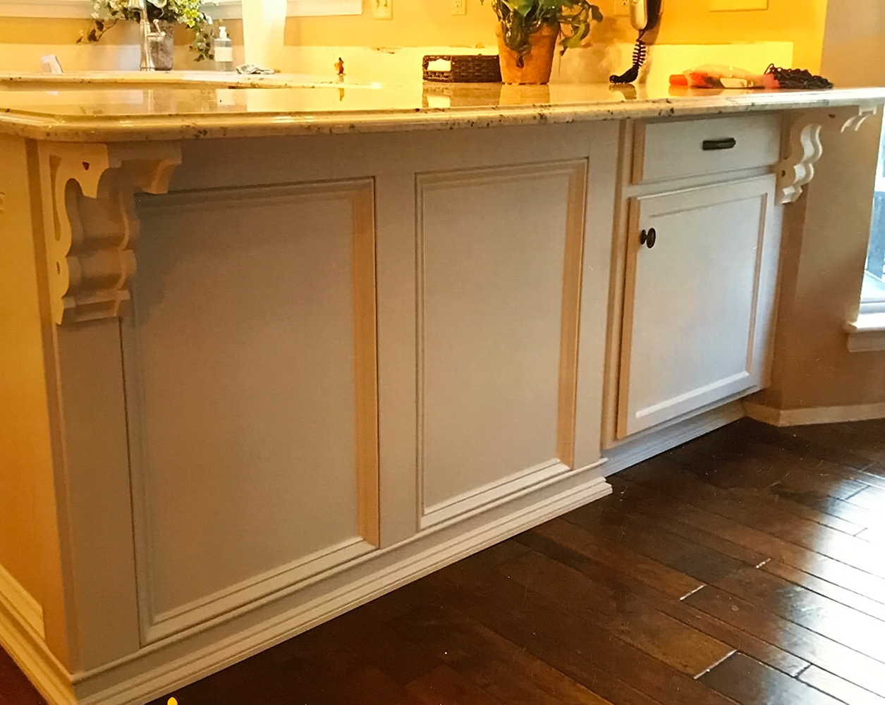 St Louis Kitchen Cabinet refinishing