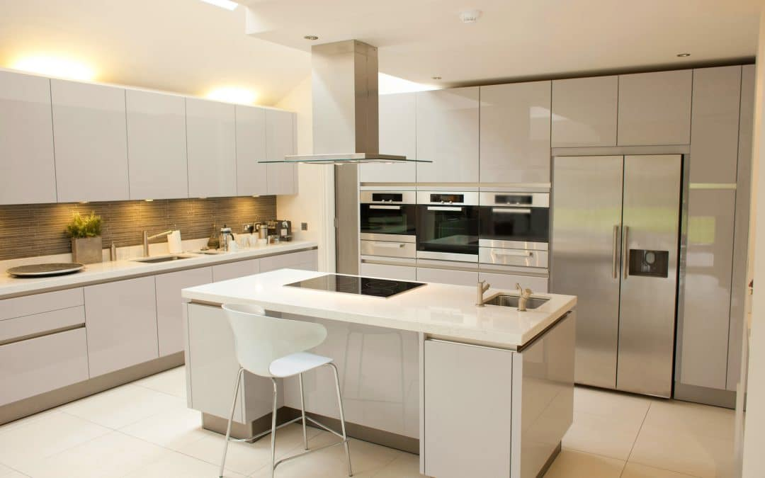 6 Kitchen Design Tips To Enlarge Your Space