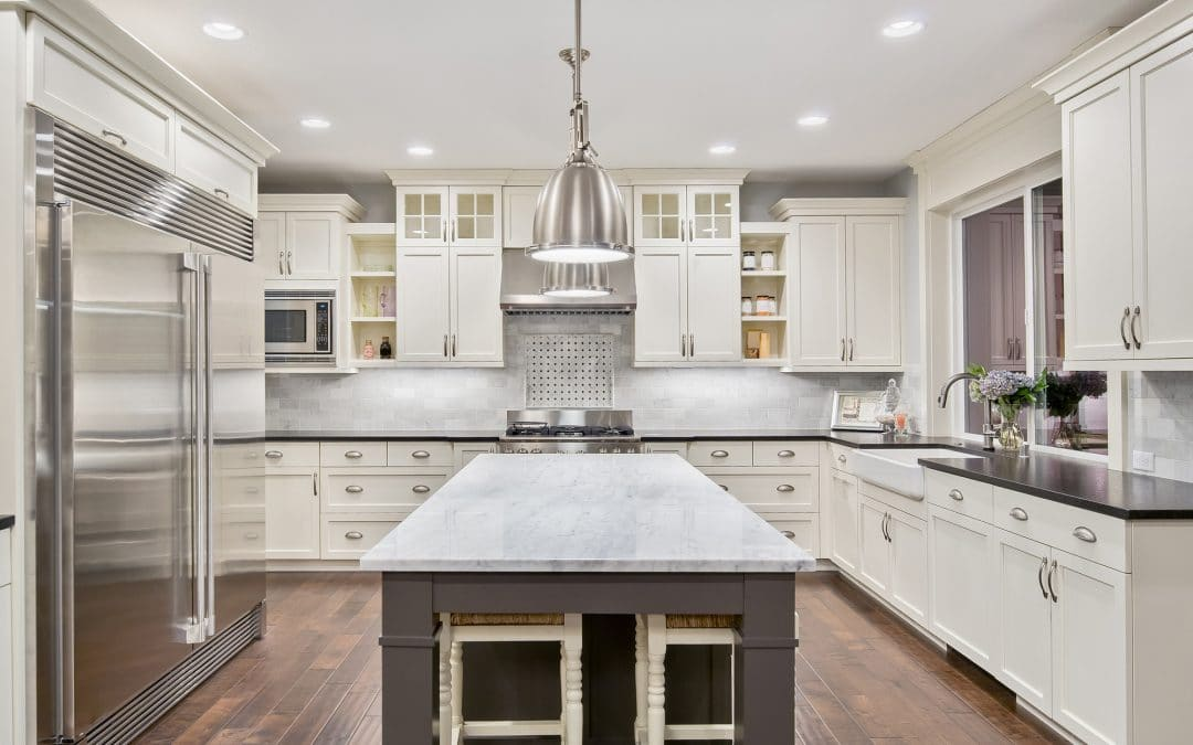 2018 Kitchen Cabinet Trends to Consider This Year